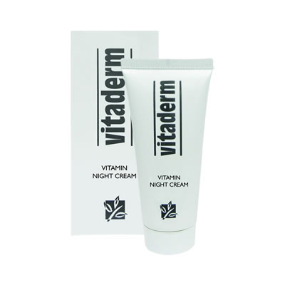 vitamin night cream  50-60ml-web