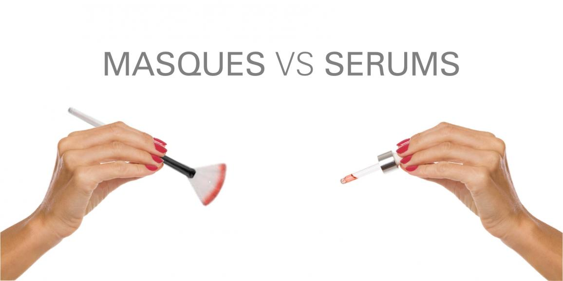 NEXT LEVEL: Masques vs. Serums