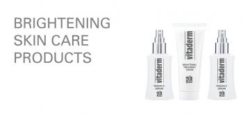 BRIGHTENING SKIN CARE PRODUCTS