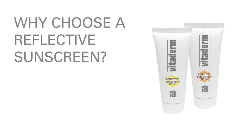 WHY USE A REFLECTIVE SUN SCREEN?